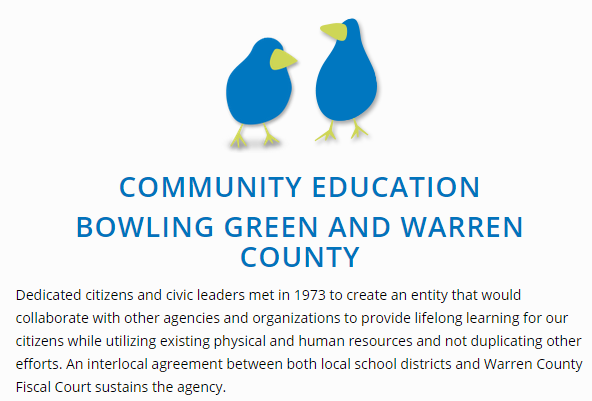 Bowling Green Warren County Community Education